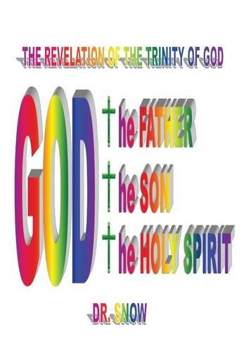 The Revelation of the Trinity of God PDF Books