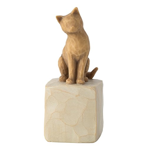 Willow Tree Love My Cat Light Figurine (2-licht Willow)