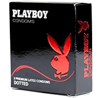 Playboy KONDUS mit Pleasure 54 mm 3 STÜCK preisvergleich bei billige-tabletten.eu