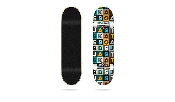 Adultes Unisexe 8.0 Multicolore Jarts Mighty 8.0x31.85 LC Deck Skateboard Multicolore