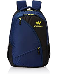 Wildcraft Turnaround Polyester 35 Ltrs Blue Laptop Bag (8903338054702)