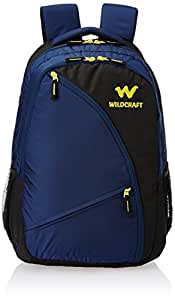 Wildcraft Turnaround Polyester 35 Ltrs Blue Laptop Bag (8903338054702)