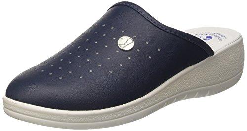 Inblu tosca, scarpe da lavoro donna, blu, 39 eu