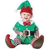 Jiaxingo Weihnachtself Kostüm Kinderelf Kostüm Xmas Dressing Up Outfits Elf Kostüm perfekt für Weihnachten, Karneval & Cosplay