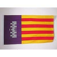 Flaggenking King Mallorca Bandera Banderas, multicolor/150x 90cm