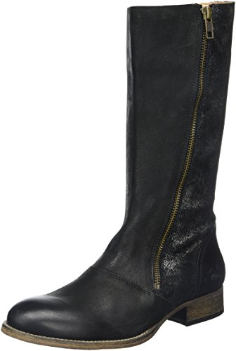 KickersPennyho - Stivali classici al ginocchio Donna , nero (Noir (Noir Brillant)), 39 EU