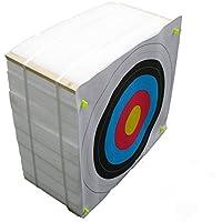 Yate Bogenschießen Zielscheibe Polimix Bogenzielscheibe 66 x 36 x 21 bis 60 lbs