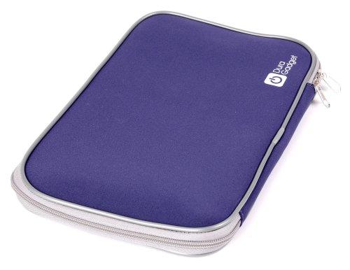 blue-travel-ready-neoprene-sleeve-case-with-dual-zips-for-the-lenco-dvp-1045-2-x-10-portable-dvd-pla