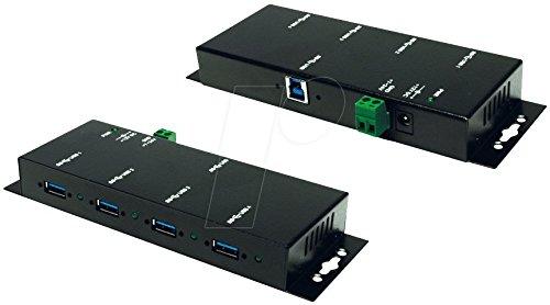 EXSYS EX-1183HMVS Netzwerk-Hub (4-Port, USB 3.0)