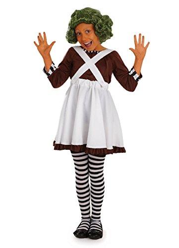 Fabrikarbeiter (Girl) - Kinder Kostüm - Klein - 112cm