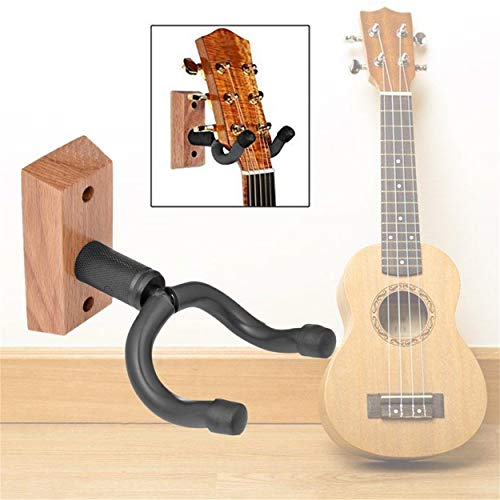 Lorenlli Colgador guitarra universal madera Soporte