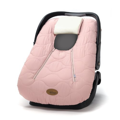 Cozy Cover Infant Car Carrier Pink