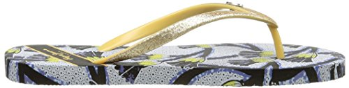 Pepe Jeans Rake Otta, Tongs femme Or (099 Gold)