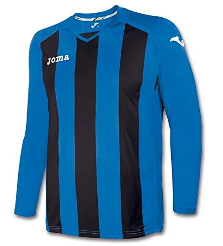 Joma 1202 99 071 T-Shirt manches longues Femme Royal/Noir