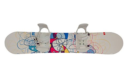"Generics Snowboardset ""FLAIR"" inkl. Bdg.150 cm"
