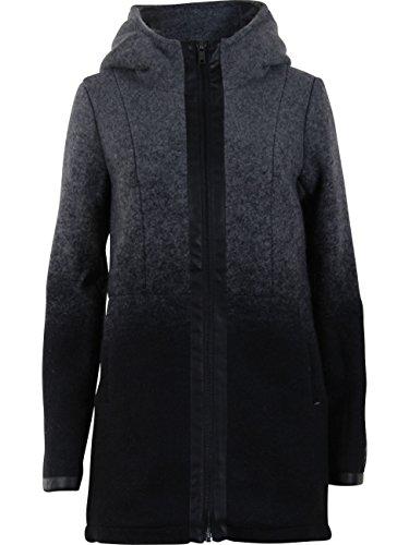 Khujo Issoria Jacket 1172CO173-B38 Damenmantel Dark Grey Melange Gr. XS