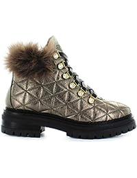 Amazon.it  Bronzo - Marrone   Stivali   Scarpe da donna  Scarpe e borse d27fdf0fa8b