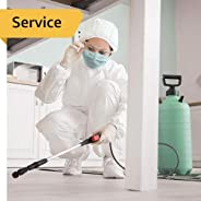 Deep Cleaning with Disinfection