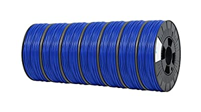 ICE FILAMENTS ICE7VALP029 ABS Filament, 2,85 mm, 0,75 kg, Daring Darkblue (7-er Pack)