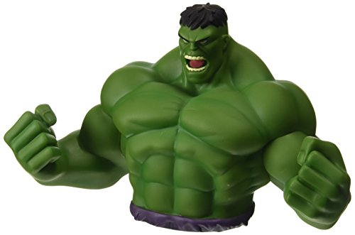 Marvel Avengers Raging Hulk Büste Coin Bank