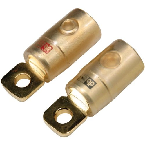 GOLD RING TERMINAL 0 GA (Ring Connectors Terminals)