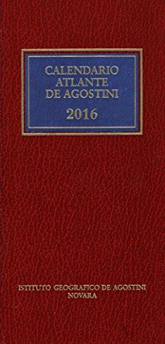 Calendario atlante De Agostini 2016. Con aggiornamento online