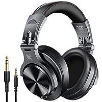 OneOdio A70 Cuffie Wireless Bluetooth, 50 ore di riproduzione, Cuffie Stereo Over Ear con Microfono CVC 6.0, Cuffie…