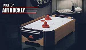 Proteam Ty1047 Table Top Air Hockey Game