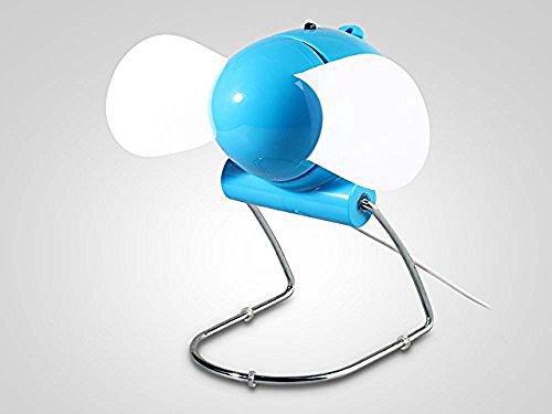 Divinext Plastic Mini Usb Operated Fan(Multicolor)
