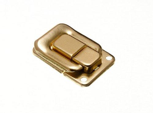 50 X CAJA CATCH TOGGLE CAJA PECHO LATCH 39MM X 29MM EB CON TORNILLOS