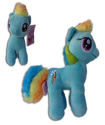Rainbow Dash Mein Kleines Pony Blau 30cm Plüsch (Mein Rainbow Pony Dash)