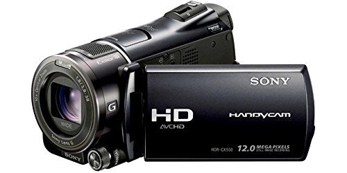 'Sony hdr-cx550ve 12 MP CMOS Full HD schwarz digitalen Camcorder – Digitale Camcorder (12 MP, CMOS, 25,4/2,9 mm (1/2,9), 921600 MP, 10 x, 120 x)