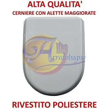 Copriwater ideal standard esedra bianco coprivaso for Copriwater ideal standard esedra