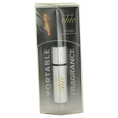Celine Dion Chic de Celine Dion, mini Eau de Toilette en flacon vaporisateur 7 ml