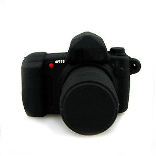 818-shop no50400080064 hi-speed 2.0 usb pendrive 64gb macchina fotografica della foto apparato corpo 3d nero