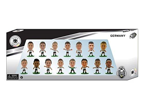 SoccerStarz - 402941 - Paquet de 15 Joueurs de l'équipe d'Allemagne