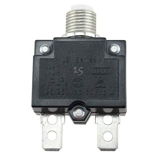 leoboone Interruptor / 10A / 15A / 20A / 30A Circuito 5A...