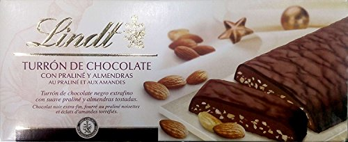 Buy Lindt Turron De Chocolate Imported 200g At Best