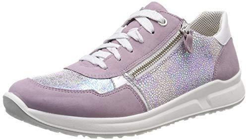 Superfit Mädchen Merida Sneaker, Violett (Lila 90), 25 EU