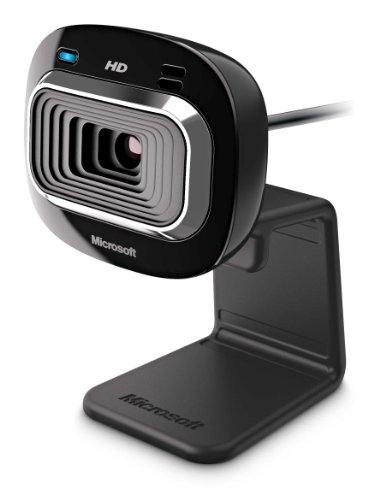 Price comparison product image Microsoft HD Web camera LifeCam HD-3000 v2 T3H-00017 (Japan import / The package and the manual are written in Japanese)