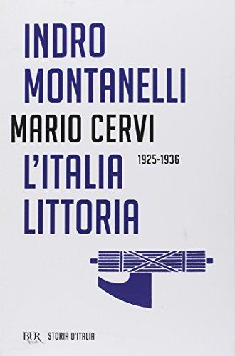 Storia d'Italia par Indro Montanelli