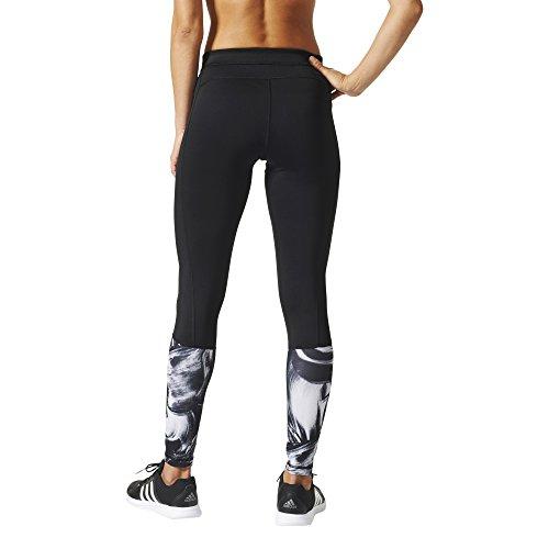 adidas Damen Techfit Sport-Bh Black/Print