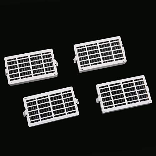 DEjasnyfall Jasnyfall Professionelle Ersatz Luftreiniger HEPA Filter Universal Design für Whirlpool W10311524 Haushaltsgerüche Reinigungswerkzeug (weiß & schwarz) -