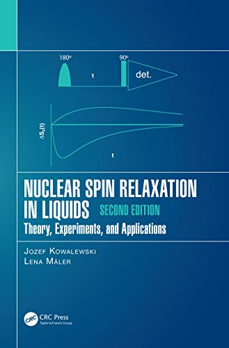 Nuclear Spin Relaxation in Liquids: Theory, Experiments, and Applications, Second Edition