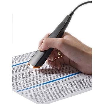 ScanMarker Scannerstift USB inkl. OCR, Textübersetzung