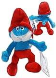 Grand Schtroumpf 22cm Peluche Les SchtroumpfsSérie Petites Smurfs Bleu Poupée