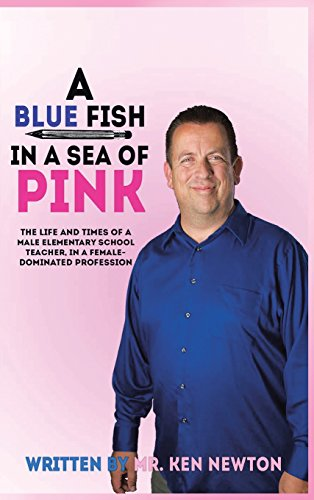 A Blue Fish in a Sea of Pink