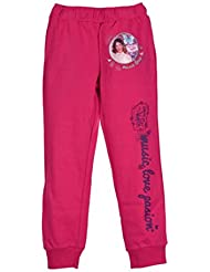 Violetta - Jogging Violetta Music love rose Taille de 6 à 12 ans - 6 ans,8 ans,10 ans,12 ans