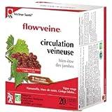 Vecteur Santé - Flow'Veine Liquide (20 ampoules)