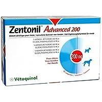 Vetoquinol 416622 Zentonil Advance 200 MG - 30 Comprimidos